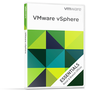 VMware vSphere For Retail and Branch Offices