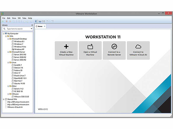 VMware Workstation | VirtualizationWorks com