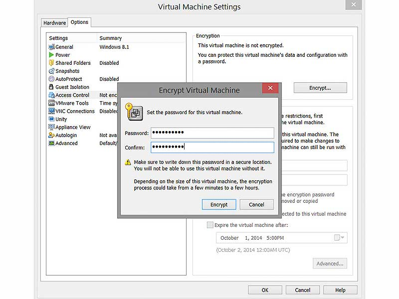 Take Control of Your Virtual Machines