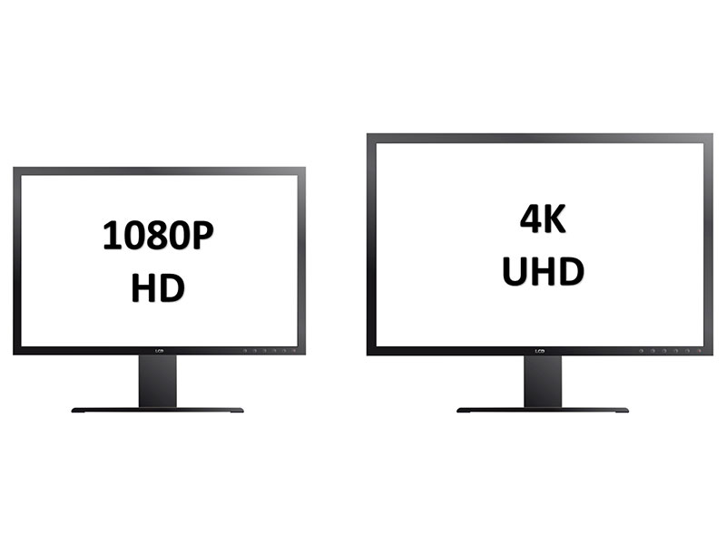 Ready for High Resolution Displays