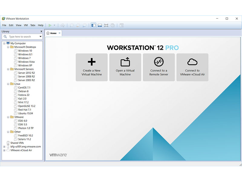 Desktop Virtualization for Windows and Linux with VMware Workstation Pro