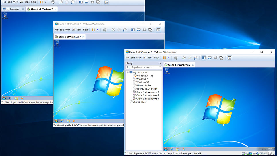 VMware Workstation Pro Features 1